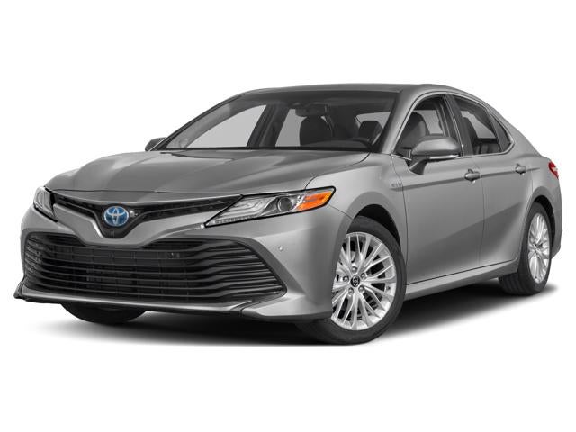 2019 Toyota Camry Hybrid Le Toyota Dealer Serving Chico Ca New