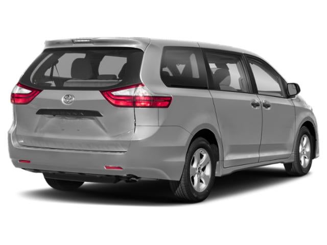 New Sienna 2019 >> 2019 Toyota Sienna Le Toyota Dealer Serving Chico Ca New And