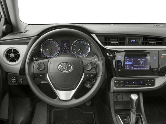 2018 Toyota Corolla Xle In Chico Ca Chuck Patterson