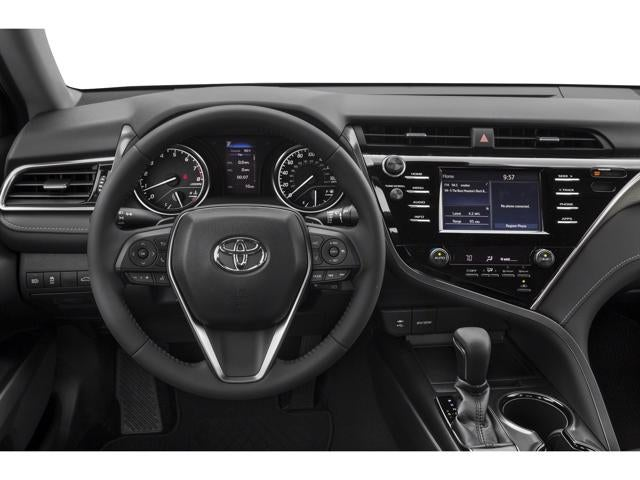 2019 Toyota Camry Se Toyota Dealer Serving Chico Ca New And Used